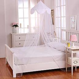 Casablanca Kids Pom Pom Bed Canopy