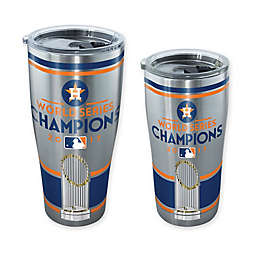 Tervis® MLB World Series Champions Houston Astros Stainless Steel Tumbler with Lid