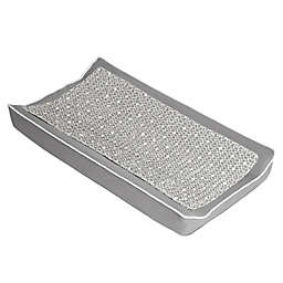 Oilo Studio™ Diamond 2-Piece Changing Pad Cover and Topper Set in Stone