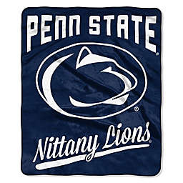 Penn State University Raschel Throw Blanket