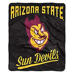 Arizona State University Raschel Throw Blanket