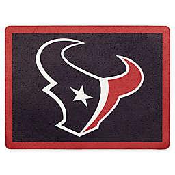 NFL Houston Texans Outdoor Curb Address Logo Decal