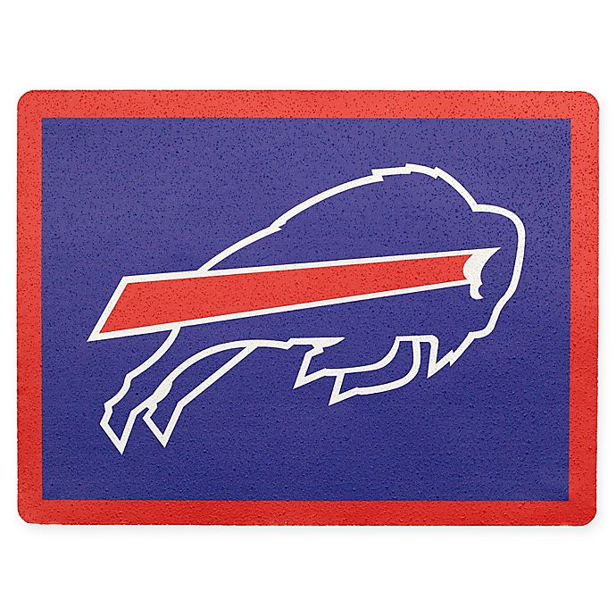 Alternate image 1 for NFL Buffalo Bills Outdoor Curb Address Logo Decal