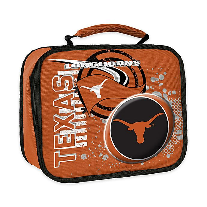 Alternate image 1 for University of Texas at Austin Accelerator Insulated Lunch Box