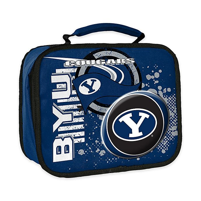 Alternate image 1 for Brigham Young University Accelerator Insulated Lunch Box