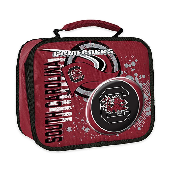 Alternate image 1 for University of South Carolina Accelerator Insulated Lunch Box