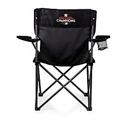 MLB World Series Champions Houston Astros Picnic Time® PTZ Camp Chair