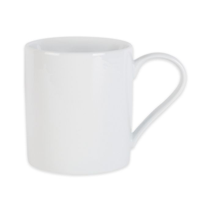 Alternate image 1 for Everyday White® by Fitz and Floyd Big Can Mug