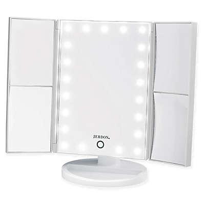 Jerdon Multi-Magnification Mirror
