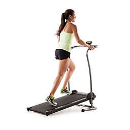 Weslo® CardioStride 4.0 Manual Walking Treadmill in Black