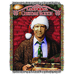 "Warner Bros® National Lampoon's Christmas Vacation ""Pile of Gifts"" Throw Blanket"