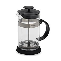 Mr. Coffee® 4-Cup Coffee Press in Black