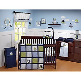 Nautica Kids® Zachary Crib Bedding Collection