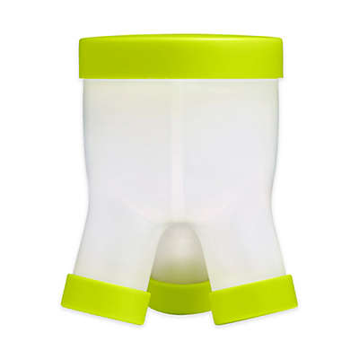 Boon TRIPOD Formula Dispenser in Green/White