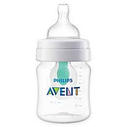Philips Avent 4 oz. Wide-Neck Anti-Colic Bottle with Insert