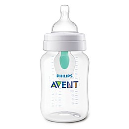Philips Avent 9 oz. Anti-Colic Bottle with AirFree Vent and Slow Flow Nipple
