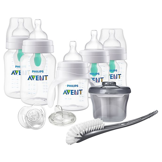 Alternate image 1 for Philips Avent Anti-Colic Beginner Gift Set in Clear