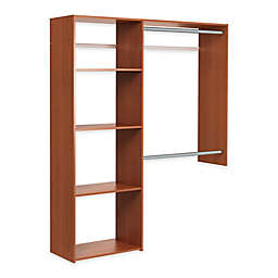 Easy Track Shelving Closet Kit Collection