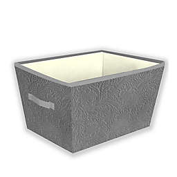 Farberware® Millennium Rectangular Storage Bin in Grey