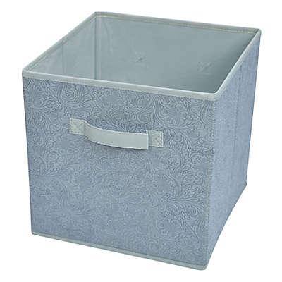 Farberware® Millennium Square Storage Bin in Grey