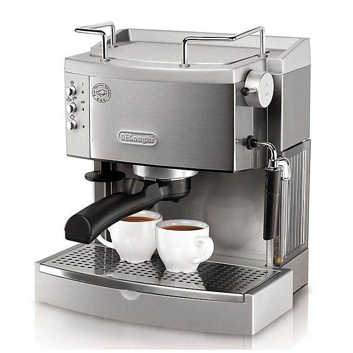 Alternate image 1 for De'Longhi Pump EC702 Espresso Maker