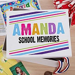 All Mine! Child Memory Keepsake Box