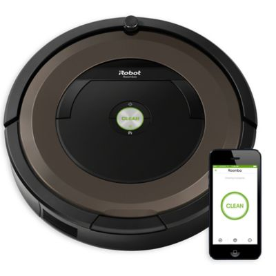 iRobot® Roomba® 890 Wi-Fi® Connected Vacuuming Robot