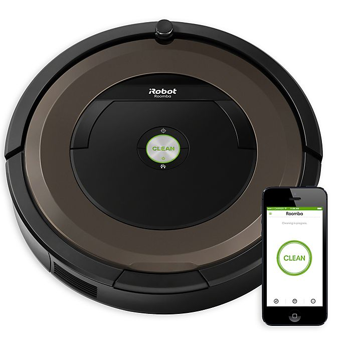 Alternate image 1 for iRobot® Roomba® 890 Wi-Fi® Connected Vacuuming Robot
