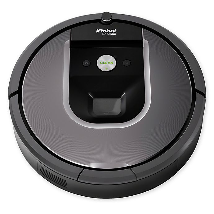 Alternate image 1 for iRobot® Roomba® 960 Wi-Fi® Connected Robot Vacuum