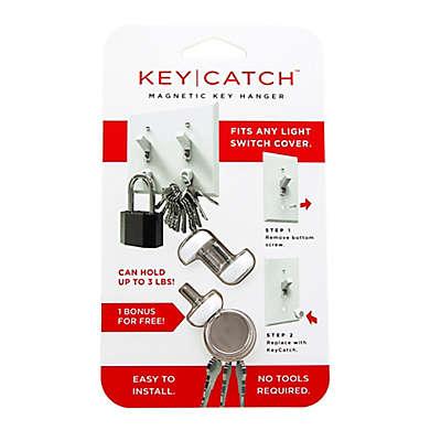 KeySmart® KeyCatch™ 3-Pack Magnetic Key Hanger