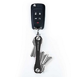 KeySmart® Aluminum Compact Key Organizer