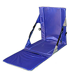 Crazy Creek Products® One Size Nylon PowerLounger in Grey/Blue