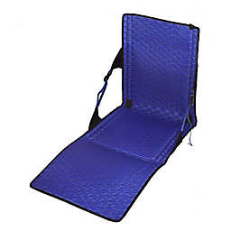 Crazy Creek Products Hex 2.0 PowerLounger Chair in Black/Royal