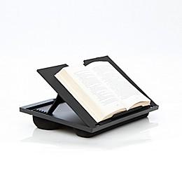 Mind Reader Adjustable 8-Position Lap Top Desk in Black