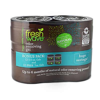 Fresh Wave® Double Bonus Odor Removing Gel Pack