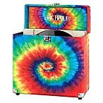 Victrola™ Vinyl Turntable Record Storage Case in Tie-Dye