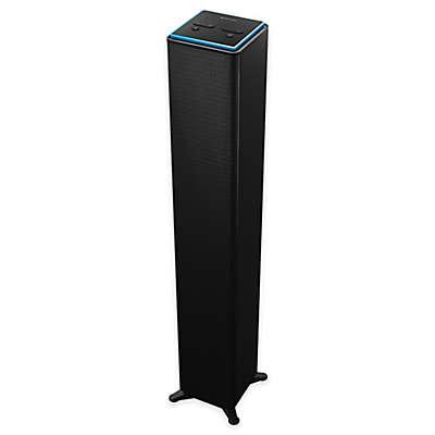 The Sharper Image® Indoor WiFi Tower Speaker with Amazon Alexa Voice