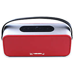 Linsay® High End Bluetooth® Speaker in Red