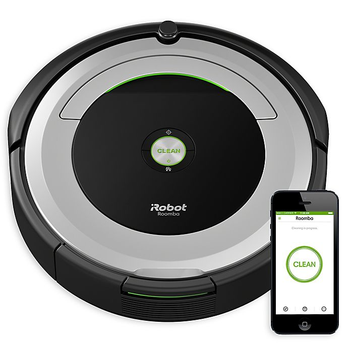 Alternate image 1 for iRobot® Roomba® 690 Wi-Fi® Connected Vacuuming Robot