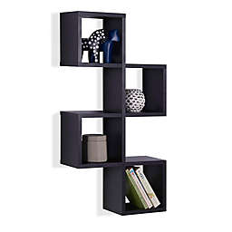 Danya B.™ Cubby Chessboard Wall Shelf