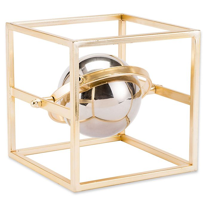 Alternate image 1 for Zuo® Floating Orb in Gold