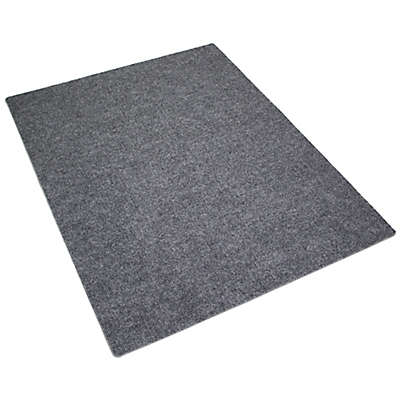 """Drymate® Litter Trapping 29.5"""" x 29.5"""" Corner Mat in Charcoal Grey"""