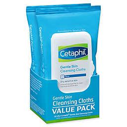 Cetaphil® 2-Count Gentle Skin Cleansing Cloths