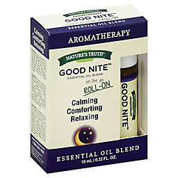 Nature's Truth® .33 fl.oz Aromatherapy On-the-Go Roll On in Good Nite