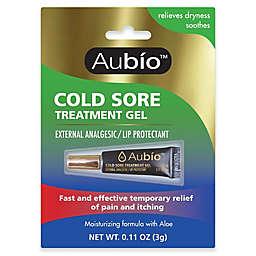 Aubio™.11 oz. Cold Sore Treatment Gel