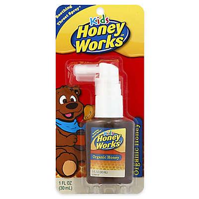 Honeyworks™ 1 oz. Kids Soothing Throat Spray