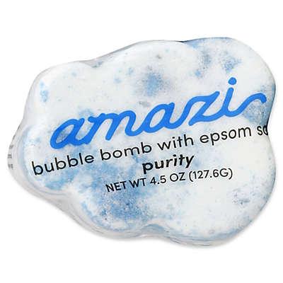Amazi 4.5 oz. Bubble Bomb with Epsom Salt in Purity