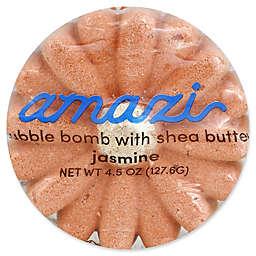 Amazi 4.5 oz. Bubble Bomb with Shea Butter in Jasmine
