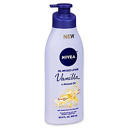 Nivea® 16.9 fl. oz. Vanilla and Almond Oil Infused Lotion