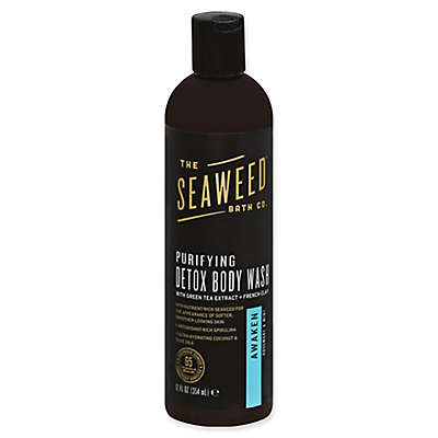 The Seaweed® Bath Co. 12 fl. oz. Purifying Detox Body Wash in Awaken